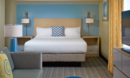 Stay with Shopping Credit at Sonesta ES Suites Somers Point in New Jersey, with Dates into May