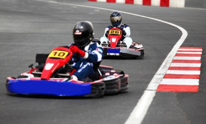 Sessions de karting au choix