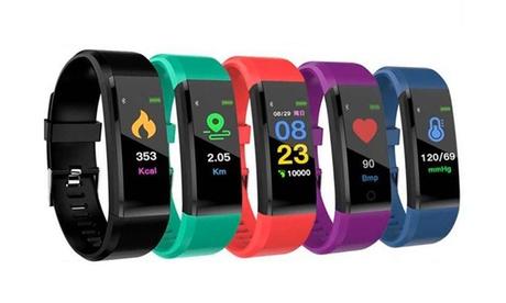 1 o 2 pulseras conectadas disponibles en 5 colores