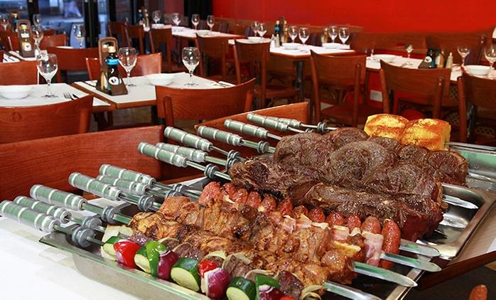 All-You-Can-Eat Brazilian Barbecue at Rodizio Grill