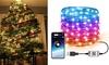 Christmas Bluetooth String Lights