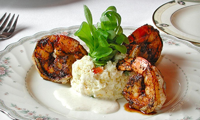 Louisiana Restaurant - Fells Point: French Cuisine for Two or More or for Four or More at Louisiana Restaurant (50% Off)