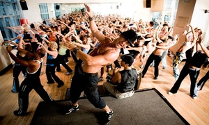 Fitcom: Ten Sessions of PiYo, Freestyle Fitness Yoga or Zumba at Fitcom (71% Off)