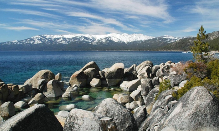 null - San Jose: Stay at Lake Tahoe Vacation Resort in California