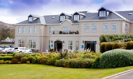 Co. Donegal: 2 Nights for Two with Breakfast and Options for Spa Treatment at 4* Ballyliffin Lodge