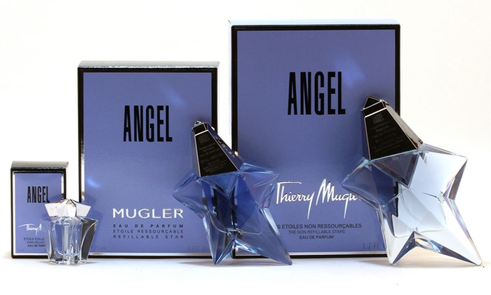 Up To 54 Off On Angel Edp By Mugler For Ladies Groupon Goods