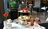 Afternoon Tea with Pimm's Cup