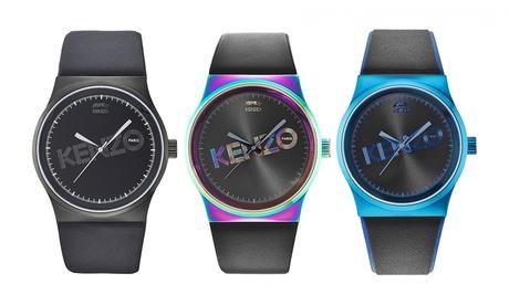 Reloj Kenzo para él o ella desde 69,99 €
