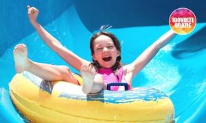 PISCINE TIBIDABO: Ingresso al parco acquatico con 5 piscine, scivoli e giochi d'acqua fino a 6 persone da Piscine Tibidabo (sconto 45%)