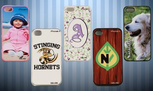 Crown Trophy: One, Two, or Four Custom-Made iPhone 4 or 5 Cases at Crown Trophy (Up to 53% Off)