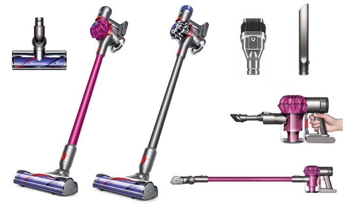Up To 33% Off on Dyson V6 or V7 Stick Vacuum | Groupon Goods