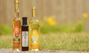 Le Domaine Orléans: Tasting with Optional Apple Picking for Two or Four at Domaine Orléans (Up to 63% Off)