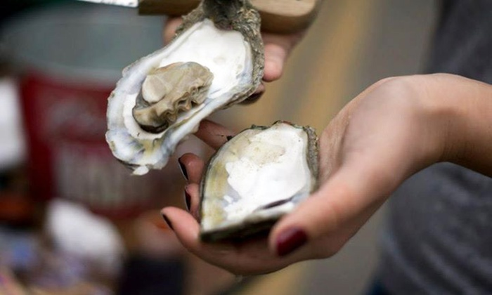 South Carolina Oyster Festival - Downtown Columbia: $10 for Entry for Two at South Carolina Oyster Festival on Sunday, November 24 ($20 Value)