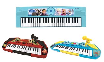 Elektronisch keyboard voor kids van Lexibook
