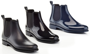 Women's Ankle-High Classic Rain Boots