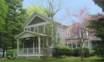 Stay at A Country Place B&B in South Haven, MI, with Dates into October