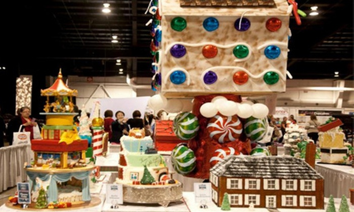 America's Baking and Sweets Show - Renaissance Schaumburg Convention Center Hotel: America's Baking and Sweets Show for Two at Renaissance Schaumburg Convention Center on November 15–17 (Up to Half Off)