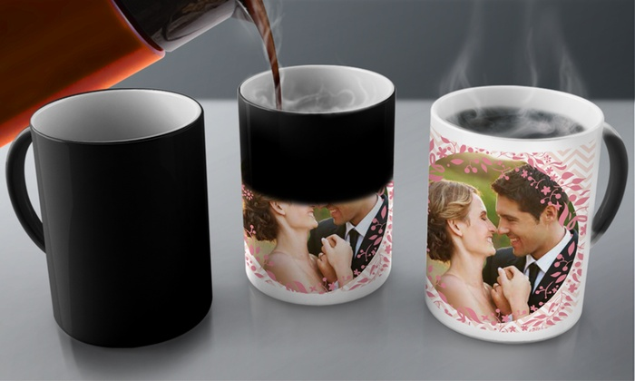 Printerpix: Custom Photo Mugs from Printerpix from $7.99–$9.99