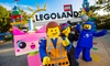 Up to 49% Off Admission to LEGOLAND California and SEA LIFE