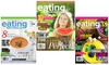 """Blue Dolphin Magazines **NAT**: $3 for a One-Year Subscription to """"Eating Naturally"""" from Blue Dolphin Magazines ($21 Value)"""