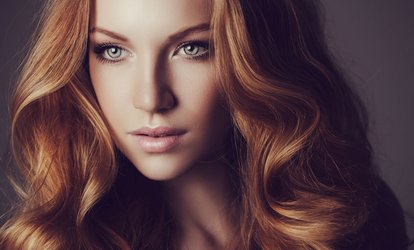 image for Cut and Blow-Dry with Optional Full Treatment at Era Hair and Beauty (Up to 66% Off)