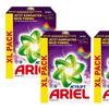Paquets XL lessive poudre Ariel
