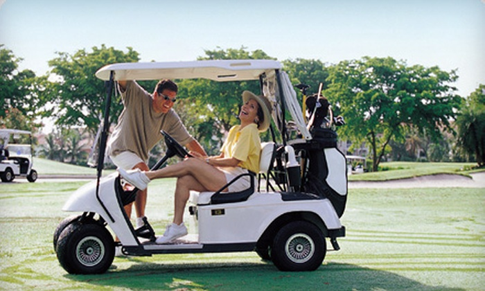 Baraboo Country Club - Baraboo: 18-Hole Round of Golf for Two or Four, Including Cart Rental and Range Balls, at Baraboo Country Club (Up to 52% Off)