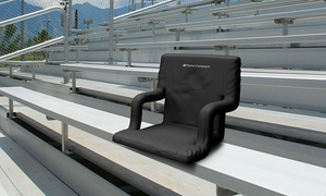 Regular and Wide Stadium Seats with 6 Reclining Positions