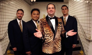 Richard Cheese and Lounge Against the Machine: Richard Cheese and Lounge Against the Machine on Friday, February 19, at 8 p.m.