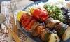 40% Off Mediterranean Food at Jerusalem Cafe