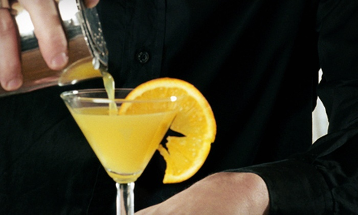 Bartending College Online: Course with Option to Purchase Accessories from Bartending College Online (Up to 67% Off)