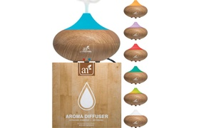 Art Naturals Essential Oil Diffuser at Art Naturals Essential Oil Diffuser, plus 6.0% Cash Back from Ebates.