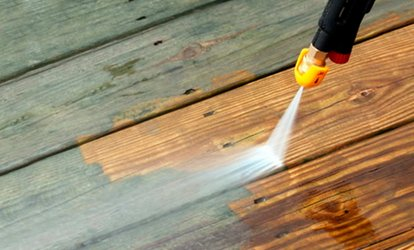 image for Driveway or Patio Power Washing from €35 from Serious City Services