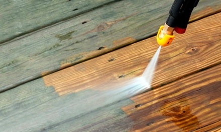 Driveway or Patio Power Washing from €35 from Serious City Services