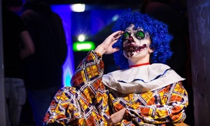 Up to 38% Off Haunted House Admission to Factory of Terror at Factory of Terror, plus 6.0% Cash Back from Ebates.