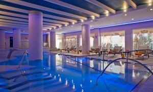 Ocio Costa del Sol: Spa, hammam y gimnasio para 2 y opción a masaje, peeling o tapeo con espactáculo desde 24,90 € en Ocio Costa del Sol