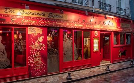 Brunch espagnol pour 2 personnes avec tapas, paella, dessert et sangria ou de soda à 29,90 € à la Pirada Café