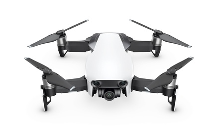 Drone aereo DJI Mavic con camera 4K e accessori