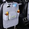 Car Seat Multi-Pocket Storage Bag