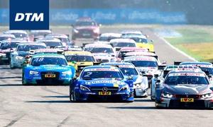 DTM  ITR: 2x DTM-Rennwochenende oder Tagestickets inkl. Caps und Fahrerlager für die Saison 2017 (bis zu 50% sparen)