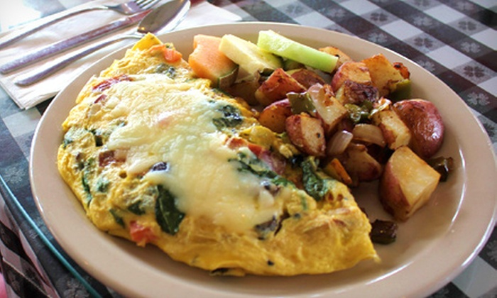 Joe's Diner - East Naples: Homestyle Cuisine for Lunch or Breakfast at Joe's Diner (Half Off). Four Options Available.