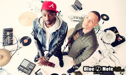 Jaimeo Brown Transcendence Feat. Chris Sholar and Jaleel Shaw – Il 20 maggio al Blue Note di Milano (sconto 40%)