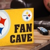 NFL Fan Cave Plock Signs