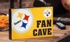 NFL Fan Cave Plock Signs: NFL Fan Cave Plock Signs