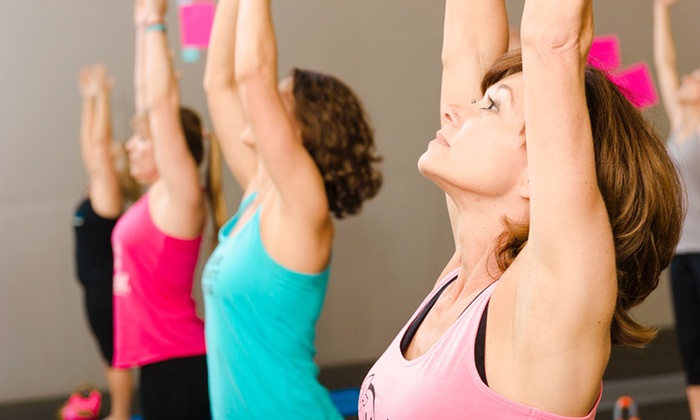 Kaia FIT Katy - Katy: $59 for a One-Month Nutrition-Based Fitness Program for Women at Kaia F.I.T. Katy ($149 Value)