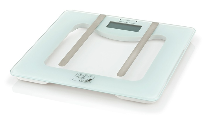 . Darton Digital Body Scale   Groupon