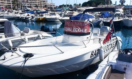 Stage permis bateau Côtier ou Hauturier dès 280 € chez SYSTEM BOAT ACADEMY