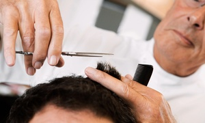 Moler Barber College: 5 or 10 Haircuts at Moler Barber College (Up to 64% Off)