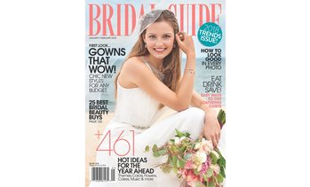 89% Off Bridal Guide Magazine Subscription for One Year