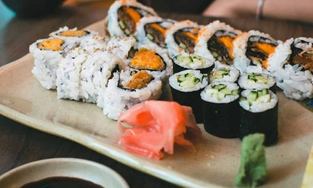20% Cash Back at Tsunami Sushi